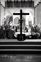 018  Salisbury Cathedral - Holy Saturday  2015 - by Ash Mills
