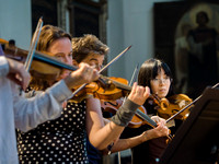 014 Spitalfields Music Festival Concert and rehearsal 12thJune 2015 - by Ash Mills