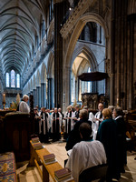 015  Salisbury Cathedral 13102016 Photo by Ash Mills