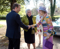 011  4th May 2016 - Salisbury Cathedral - visit by HRH Princess Alexandra - photo by Ash Mills