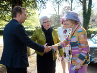 010  4th May 2016 - Salisbury Cathedral - visit by HRH Princess Alexandra - photo by Ash Mills