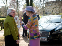 005  4th May 2016 - Salisbury Cathedral - visit by HRH Princess Alexandra - photo by Ash Mills