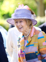 006  4th May 2016 - Salisbury Cathedral - visit by HRH Princess Alexandra - photo by Ash Mills