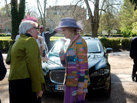 003  4th May 2016 - Salisbury Cathedral - visit by HRH Princess Alexandra - photo by Ash Mills