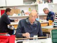 020 2nd Aug 2017 - Close watercolour course  - photo by Ash Mills