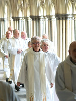 004 18thApril2019 -Salisbury Cathedral - Maundy Thursday  -  photo by Ash Mills