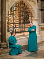 003 5thMay2019 - Installation of Anna Macham as Canon Precentor  - Salisbury Cathedral - Photo by Ash Mills