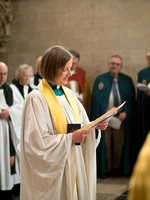 014 5thMay2019 - Installation of Anna Macham as Canon Precentor  - Salisbury Cathedral - Photo by Ash Mills