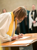 018 5thMay2019 - Installation of Anna Macham as Canon Precentor  - Salisbury Cathedral - Photo by Ash Mills