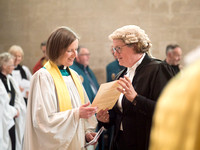 006 5thMay2019 - Installation of Anna Macham as Canon Precentor  - Salisbury Cathedral - Photo by Ash Mills