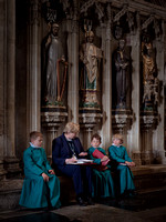 009 14thMay2019 - Salisbury Cathedral Pre-Prob Boys first Evensong  - Photo by Ash Mills
