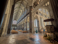 011 14thMay2019 - Salisbury Cathedral Pre-Prob Boys first Evensong  - Photo by Ash Mills