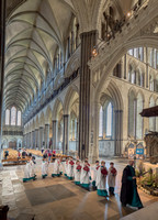 015 14thMay2019 - Salisbury Cathedral Pre-Prob Boys first Evensong  - Photo by Ash Mills