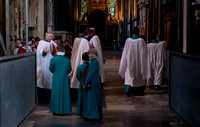 019 14thMay2019 - Salisbury Cathedral Pre-Prob Boys first Evensong  - Photo by Ash Mills