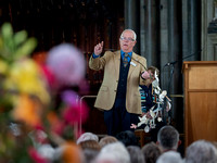 167 2020 Flower Display Opening - Demonstration -  Salisbury Cathedral 15thJune2019- photo by Ash Mills