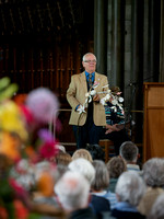 168 2020 Flower Display Opening - Demonstration -  Salisbury Cathedral 15thJune2019- photo by Ash Mills