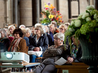 172 2020 Flower Display Opening - Demonstration -  Salisbury Cathedral 15thJune2019- photo by Ash Mills