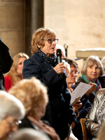 183 2020 Flower Display Opening - Demonstration -  Salisbury Cathedral 15thJune2019- photo by Ash Mills