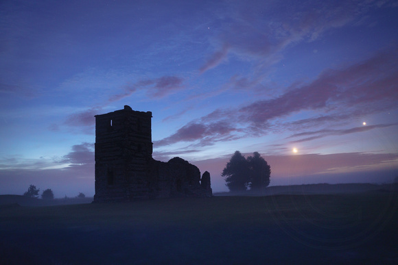 008  Knowlton Church morning 18thJuly2020 - Photo by Ash Mills