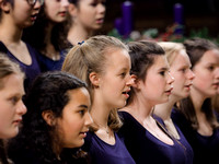018 Vocal Ensemble - Barnados Christmas Concert _ photo by Ash Mills